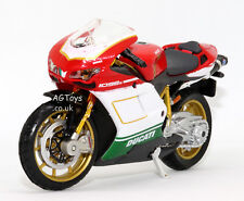 Ducati 1098s 1:18 Scale Model Toy Motorcycle Motorbike Maisto Special Edition