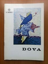 Catalogo della mostra di Gianni Dova La Bussola Torino 1976 - E14840
