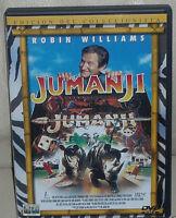 JUMANJI - PELICULA DE CULTO - DVD - NUEVO - DESCATALOGA - FANTASTICA - FICCION