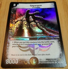 Gigargon 57/110 - Duel Masters DM01 - Very Rare HOLO - Englisch - Mint
