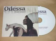 CD PROMO 5 TITRES / ODESSA / THORNHILL / TBE+++++++++++