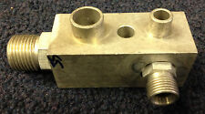 2007 Chevy Chevrolet Colorado Air Conditioning Tee Block Valve Fitting 84-6276
