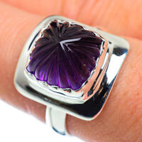 Amethyst 925 Sterling Silver Ring Size 8.25 Ana Co Jewelry R48473F