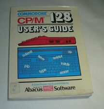 Commodore CP/M 128 User's Guide by Jorg Schieb