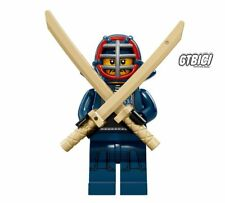 LEGO MINIFIGURA  SERIE 15  `` KENDO FIGHTER ´´  REF 71011  LEGO OFFICIAL