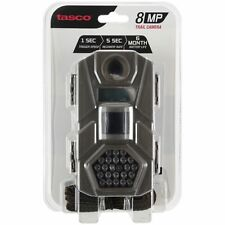 Tasco 8MP Low Glow Game Camera Deer Trail Garden Security Hunting Food Plot Doe