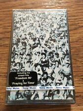 ❤️RARE SEALED MINT INDIAN TAPE❤️Listen Without Prejudice~George Michael (Wham!)