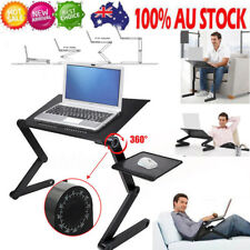 360°Adjustable Folding Laptop Desk Lazy Bed Computer Tray Stand Dinning Table
