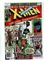 Uncanny X-Men #111, VF/NM 9.0, Wolverine, Storm, Banshee vs. Mesmero