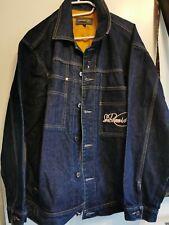 Jeans Jacke Herren Größe L fält aber größer aus Wie Neu von Sir Benni Miles