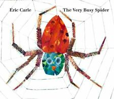 The Very Busy Spider  World of Eric Carle