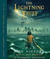 The Lightning Thief by Rick Riordan (CD-Audio, 2005)