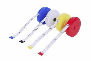 Retractable 1.5m Soft Tape Measure 60inch/150cm for Dress Makers and Tailors