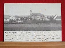 Fotokarte - Eggern - Bezirk Gmünd - gel 1904 - Sammlerkarte !!