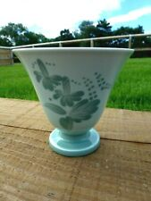 Royal Copenhagen Allumia Superb vase Rare pattern.