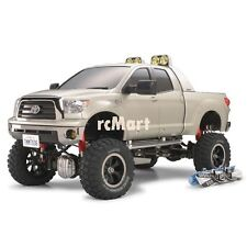 Tamiya Toyota Tundra High Lift 4WD 4x4 3-Speed EP 1:10 RC Car Truck #58415