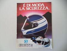 advertising Pubblicità 1986 CASCO BIEFFE ENDURO CROSS/INTEGRALE