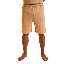 100% Natural Organic Vegan Cotton Mens Pajama Shorts Best for Allergies Medium