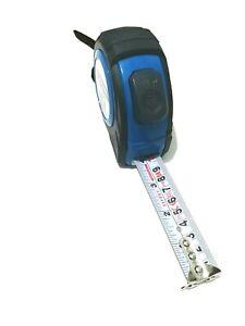 Workzone Tape Measure 10m/32ft Magnetic Self Lock Function Belt Clip