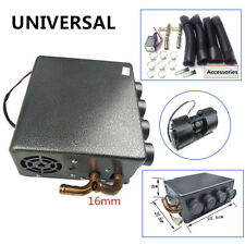 Universal Copper Underdash Compact Heater Copper Tube+Speed Switch For minivans