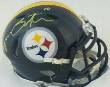 Ryan Switzer Signed Pittsburgh Steelers Riddell Mini Helmet JSA Wittness COA