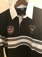 Vintage Style New Zealand Rugby Shirt