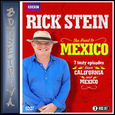 Rick Stein's Road to Mexico - DVD Region 2