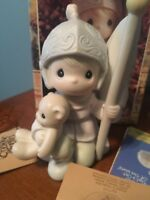 Precious Moments Figurine - pm 52777, This Land Is Our Land w/box