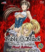 Bible Black Final Edition New Ver Blu-ray Anime Milky's Pictures Inc Japan