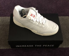 """K Swiss Boyz N The Hood GSTAAD '86 """"Heritage"""" White/Red Size 8 UK Sold Out"""