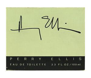 Perry Ellis Eau De Toilette Splash 3.3Oz/100ml In Box (Vintage)