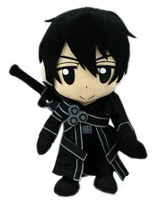 1x Authentic Great Eastern Sword Art Online SAO Kirito Stuffed Plush Doll