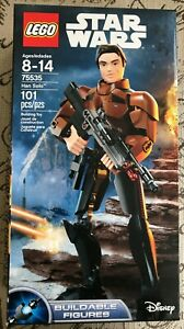 LEGO Star Wars Han Solo Buildable Figure 75535 New Sealed Box