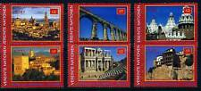 UN - Vienna . 2000 Spain World Heritage Booklet Singles (6) . Mint Never Hinged