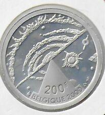200 Francs argent 2000 FR en QP seulement 5000 frappes