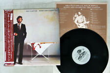ERIC CLAPTON MONEY & CIGARETTES DUCK P-11322 Japan OBI VINYL LP