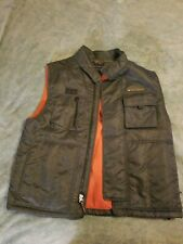 Tommy Hilfiger Men's Jacket green Size Large L insulated sleeveless great value.