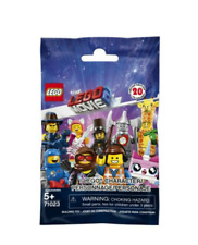 Lego Movie 2 Minifigures - Factory Sealed - Retired Product