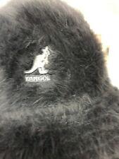 Kangol FUR    New Genuine/ORIGINAL BUCKET CAP CHARCOAL GREY
