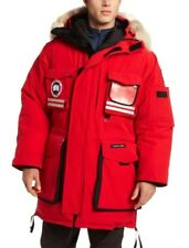 New Canada Goose Snow Mantra  Red  Men's XL authentic 100%
