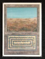 1 x Scrubland Buschland MTG mint/near mint DEU