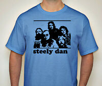 Steely Dan t shirt Donald Fagen Walter Becker Jazz / Rock, Soft Cotton group crb