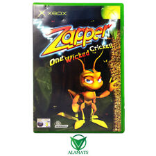 Zapper One Wicked Cricket (Xbox & Xbox 360 playable) Very Good - Fast Post