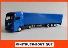 Truckrohling +++ MAN TGX Sattelzug (blau / blue)