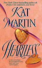 Heartless : An Innocent Woman - A Accomplished Rogue - Kat Martin (PB)