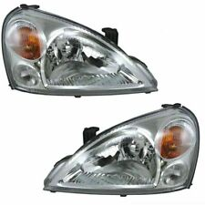 FIT FOR SZ AERIO 2002 2003 2004 2005 2006 2007 HEADLIGHT RIGHT & LEFT PAIR SET