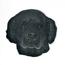 Newfoundland Dog Head Magnet Brand New 3D Resin Hand Painted