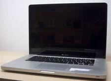 Portátiles de Apple MacBook Pro de año de lanzamiento 2011