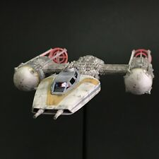 PRO BUILT Rebel Y-Wing Starfighter with FULL LIGHTING Prop Replica Star Wars