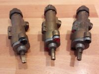 1 (von 3) Gashahn UVGW 5774  (Ersatzteil Gasherd - Oldtimer Wohnwagen)